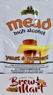 Bulldog Brews High Alcohol Mead Yeast and Nutrient 28G/25L