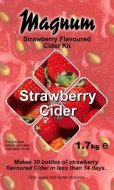 Strawberry Cider -  Magnum Home Brew Cider Kit