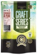 Mangrove Jacks Craft Series Strawberry & Pear Cider 40pint/23
