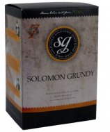Shiraz  Solomon Grundy 5G Gold wine making Kit