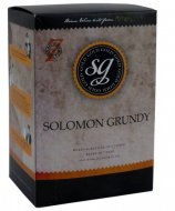 Sauvignon Blanc 1G & 5G Solomon Grundy Gold Wine Making Kit