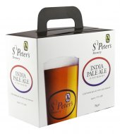 St Peter's IPA 32pt beer brewing kit
