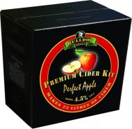 Bulldog Perfect Apple Cider Home Brew Cider Kit
