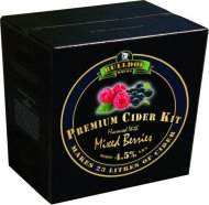 Bulldog Mixed Berry Cider Home Brew Cider Kit