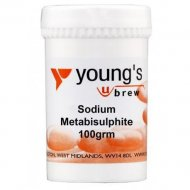 Sodium Metabisulphite 100g or 500g