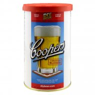 Coopers Canadian Blonde Beer Making Kit