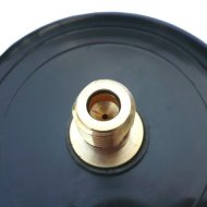 4in Barrel Cap with Hole, Pin or S30 Valve for King Keg Barrel