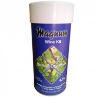 Medium Dry White  - Magnum Home Brew Wine Making Kit