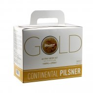 Muntons Gold Continental Pilsner Lager Making Kit