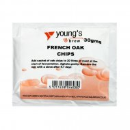 Youngs Oak Chips French 30g