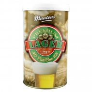 Muntons Premium Lager Beer Making Kit