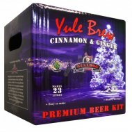 Bulldog Yule Brew 40 pt Beer brewing kit