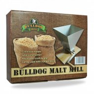 Bulldog Malt Mill Grain Crusher 7L Capacity