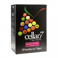 Cellar 7 Raspberry & Cassis Red Wine Making Kit