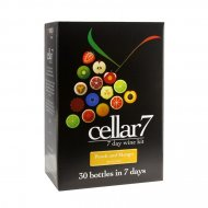 Cellar 7 Peach & Mango White Wine Making Kit