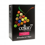 Cellar 7 Summer Fruits Rose Wine Making Kit