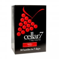 Cellar 7 Malbec  Red Wine Making Kit