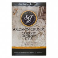 Solomon Grundy Cabernet Sauvignon 1G & 5G Wine Making Kit