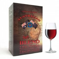 Australian Blend Merlot Red Wine Wine Making Kit