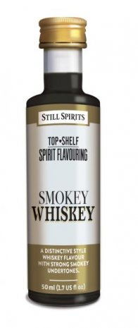 Still Spirits Top Shelf Smoky Whiskey Flavouring