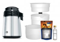 Still Spirits Easy Turbo Water Purifier Pack (contains Air Still & Carbon Filter Collection System)