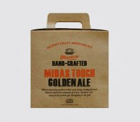 Midas Touch Golden Ale 40 pint home brew beer kit