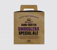 Smugglers Special Ale making beer kit