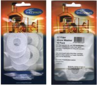 Still Spirit EZ Filter 40mm Washer(Pack of10)