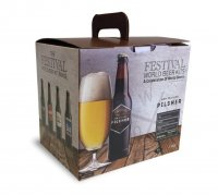 Festival New Zealand Pilsner Beer Making Kit