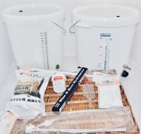 All Grain Home Brewing Starter Kit