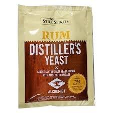 Still Spirits Rum Distiller's Yeast