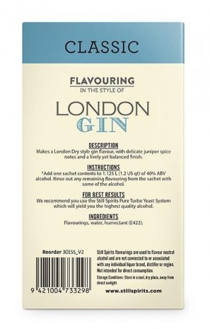 Still Spirits Classic London Gin Flavouring