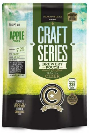 Mangrove Jacks Craft Series Apple Cider 40pint/23L