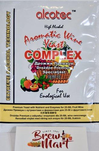 High Alcohol Aromatic Premium Wine Yeast