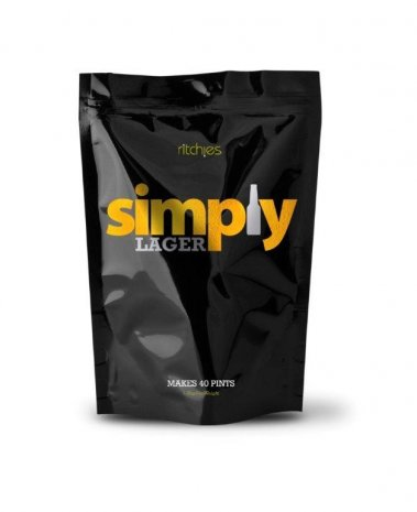 Simply Lager 40pt Lager Brewing Kit