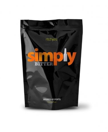 Simply Bitter 40pt beer brewing kit