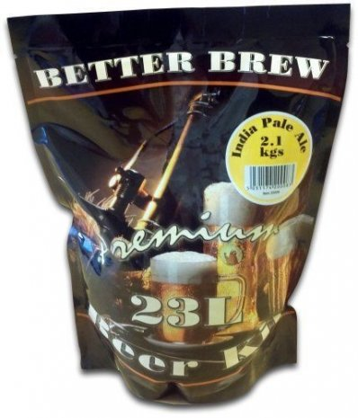 Better Brew IPA 23L Home Brew Beer Kit