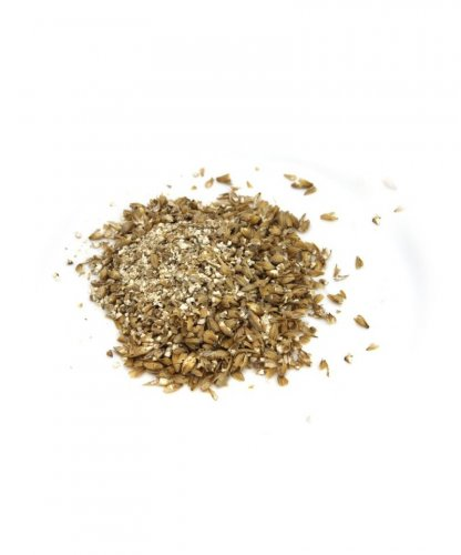 Amber Malt Crushed Grain 500g