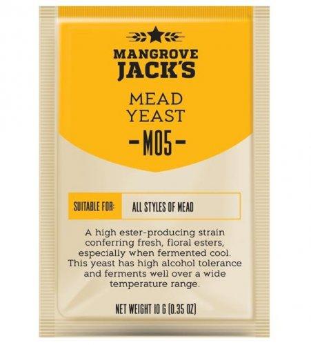 Mangrove Jacks M05 Mead Yeast 10 G