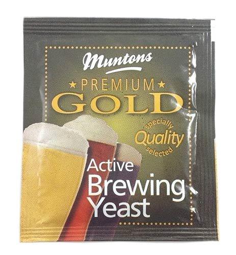 Muntons Premium Gold Yeast 6g