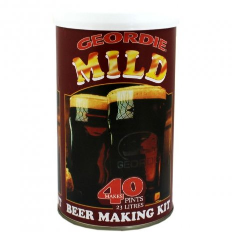 Geordie Mild Beer Making Kit