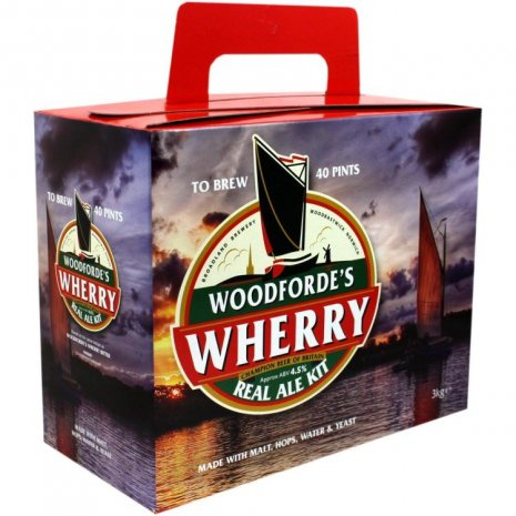 Woodfordes Wherry Best Bitter Beer Brewing Kit