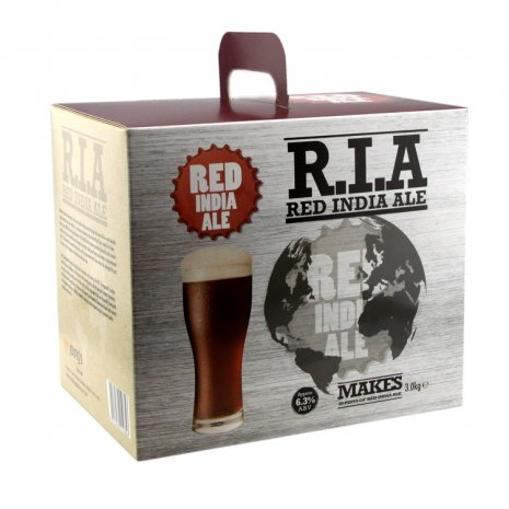 Youngs Red Indian Ale Beer Brewing Kit