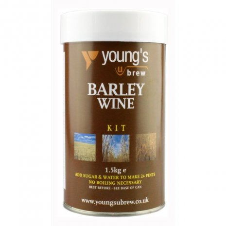 Youngs Harvest Barley Wine Kit 24 pints