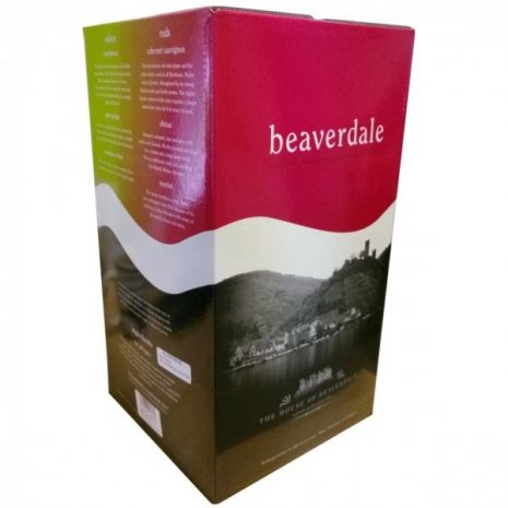 Beaverdale Rojo Tinto 1G 6 bottle /5G 30 bottle Wine Making Kit