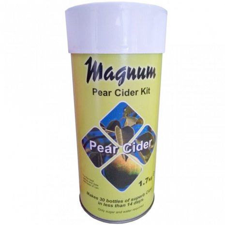 Pear Cider - Magnum Home Brewing  Kit