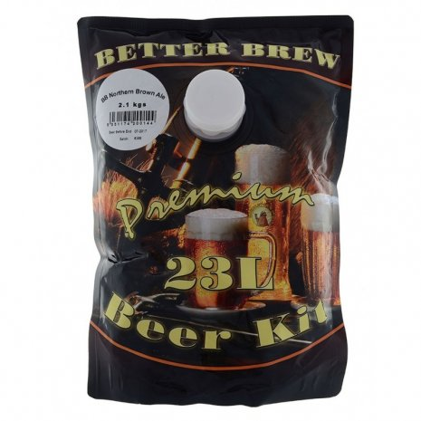Better Brew Northern Brown Ale 23L Home Brew Beer Kit