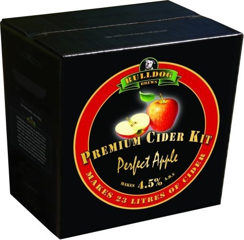Perfect Apple Cider Bulldog Home Brew Cider Kit - Brew Mart