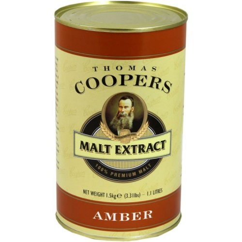 Extract Amber Coopers