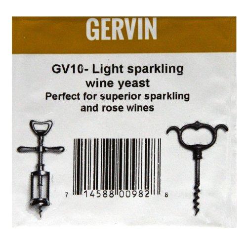 Muntons GV10 Gervin Wine Yeast